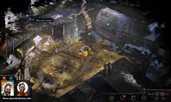 Disco Elysium Screenshot 1, Full Version, PC Game, Download Free