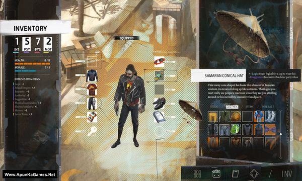 Disco Elysium Screenshot 3, Full Version, PC Game, Download Free