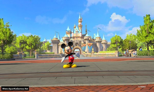 Disneyland Adventures Screenshot 1, Full Version, PC Game, Download Free