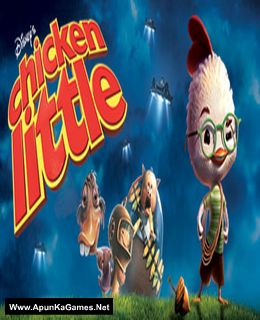 Disney's Chicken Little Cover, Poster, Full Version, PC Game, Download Free