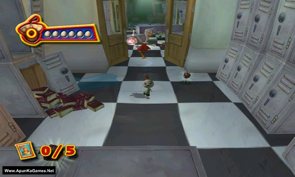 Disney's Chicken Little Screenshot 1, Full Version, PC Game, Download Free
