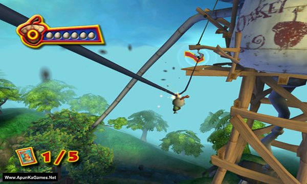 Disney's Chicken Little Screenshot 2, Full Version, PC Game, Download Free