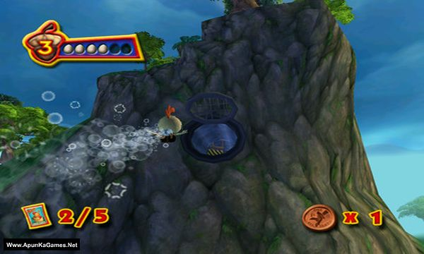 Disney's Chicken Little Screenshot 3, Full Version, PC Game, Download Free