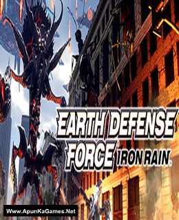 Earth Defense Force: Iron Rain Cover, Poster, Full Version, PC Game, Download Free
