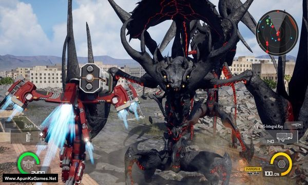 Earth Defense Force: Iron Rain Screenshot 2, Full Version, PC Game, Download Free