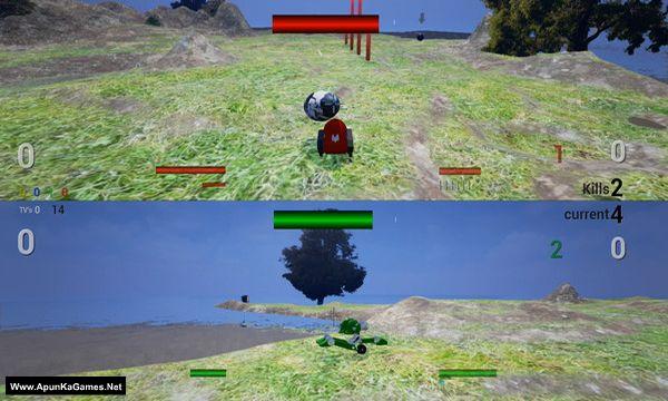 Enzbots Screenshot 2, Full Version, PC Game, Download Free