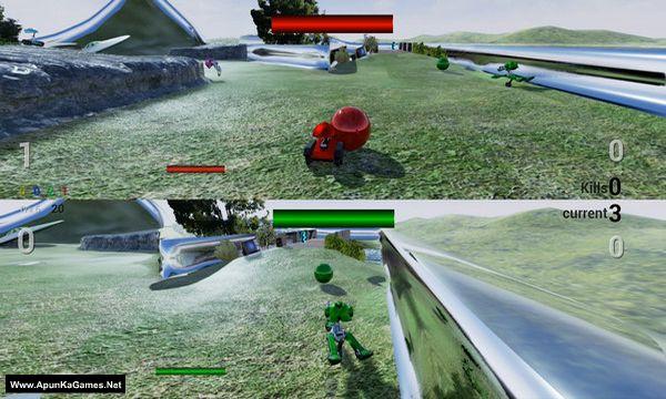 Enzbots Screenshot 3, Full Version, PC Game, Download Free
