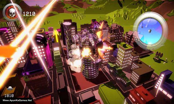 Earthlings Must Die Screenshot 2, Full Version, PC Game, Download Free