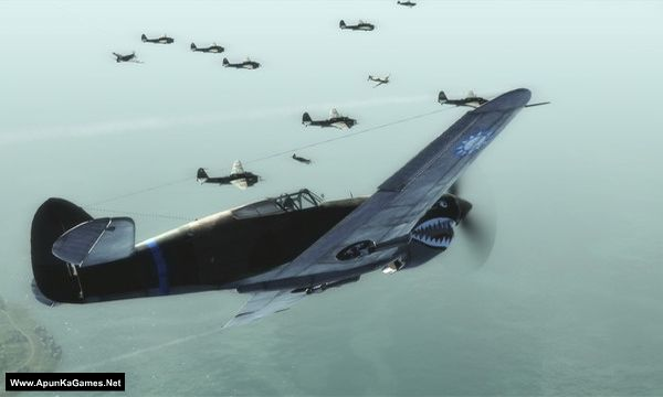 Flying Tigers: Shadows Over China Screenshot 3, Full Version, PC Game, Download Free