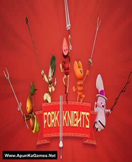 Fork Knights Cover, Poster, Full Version, PC Game, Download Free