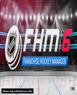 Franchise Hockey Manager 6 Cover, Poster, Full Version, PC Game, Download Free