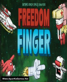 Freedom Finger Cover, Poster, Full Version, PC Game, Download Free