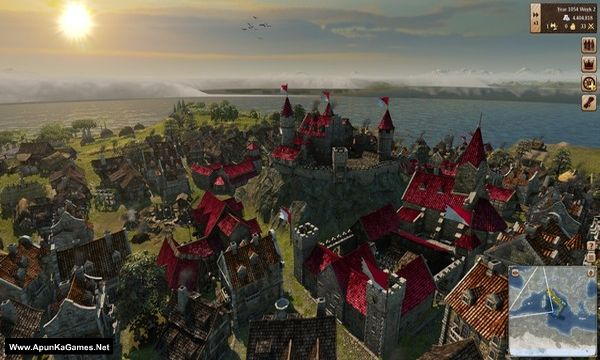 Grand Ages: Medieval Screenshot 1, Full Version, PC Game, Download Free