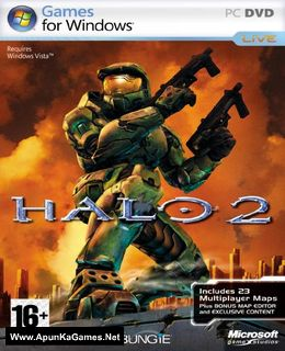 Halo 2 Cover, Poster, Full Version, PC Game, Download Free