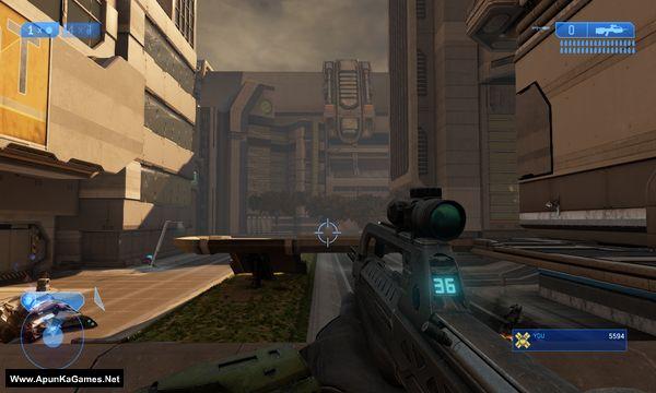 Halo 2 Screenshot 2, Full Version, PC Game, Download Free
