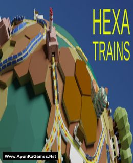 Hexa Trains Cover, Poster, Full Version, PC Game, Download Free
