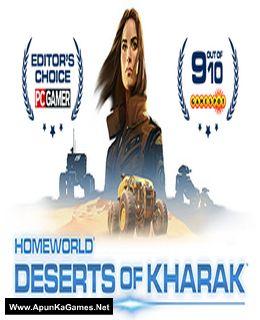 Homeworld: Deserts of Kharak Cover, Poster, Full Version, PC Game, Download Free
