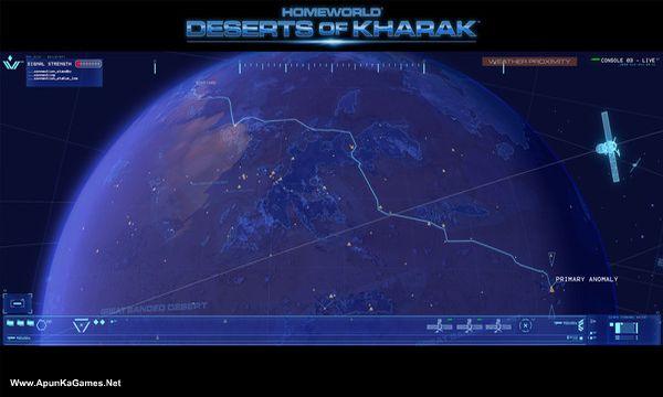 Homeworld: Deserts of Kharak Screenshot 2, Full Version, PC Game, Download Free