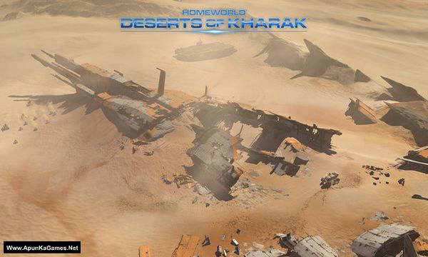 Homeworld: Deserts of Kharak Screenshot 3, Full Version, PC Game, Download Free