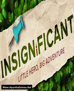 Insignificant Cover, Poster, Full Version, PC Game, Download Free