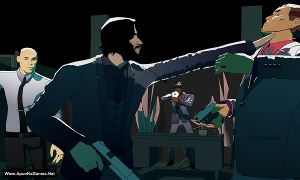 John Wick Hex Screenshot 1, Full Version, PC Game, Download Free