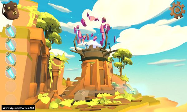 Krystopia: A Puzzle Journey Screenshot 2, Full Version, PC Game, Download Free