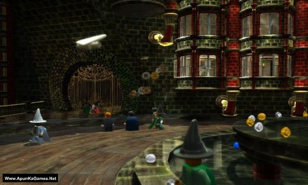 Lego Harry Potter: Years 5-7 Screenshot 1, Full Version, PC Game, Download Free
