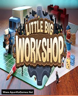 Little Big Workshop Cover, Poster, Full Version, PC Game, Download Free
