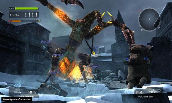 Lost Planet: Extreme Condition Colonies Edition Screenshot 1, Full Version, PC Game, Download Free