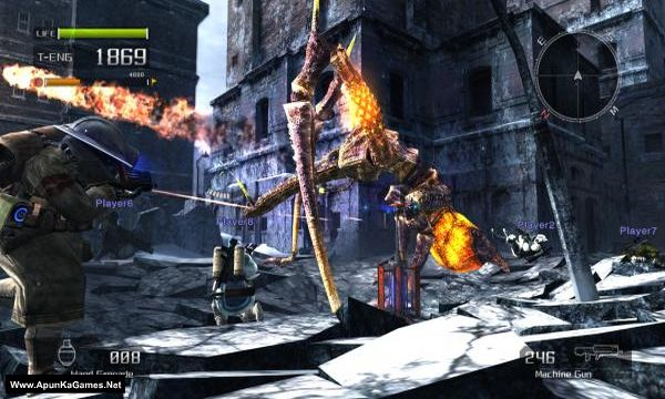 Lost Planet: Extreme Condition Colonies Edition Screenshot 2, Full Version, PC Game, Download Free