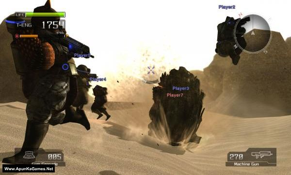 Lost Planet: Extreme Condition Colonies Edition Screenshot 3, Full Version, PC Game, Download Free