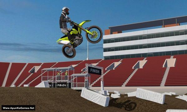 MX Bikes Screenshot 1, Full Version, PC Game, Download Free