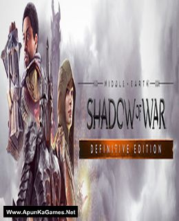 Middle-earth: Shadow of War Definitive Edition Cover, Poster, Full Version, PC Game, Download Free