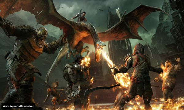 Middle-earth: Shadow of War Definitive Edition Screenshot 2, Full Version, PC Game, Download Free