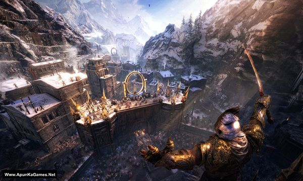 Middle-earth: Shadow of War Definitive Edition Screenshot 3, Full Version, PC Game, Download Free