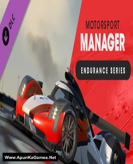 Motorsport Manager - Endurance Series Cover, Poster, Full Version, PC Game, Download Free