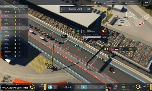 Motorsport Manager - Endurance Series Screenshot 2, Full Version, PC Game, Download Free