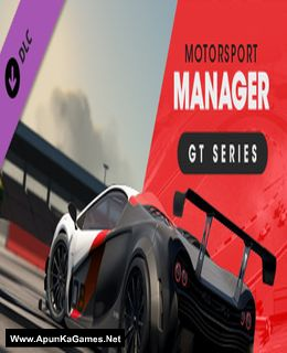 Motorsport Manager - GT Series Cover, Poster, Full Version, PC Game, Download Free