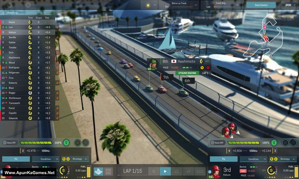 Motorsport Manager - GT Series Screenshot 2, Full Version, PC Game, Download Free