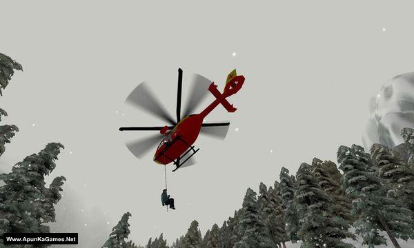 Mountain Rescue Simulator Screenshot 1, Full Version, PC Game, Download Free