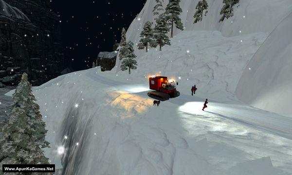 Mountain Rescue Simulator Screenshot 2, Full Version, PC Game, Download Free