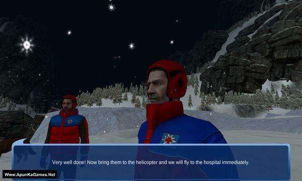 Mountain Rescue Simulator Screenshot 3, Full Version, PC Game, Download Free