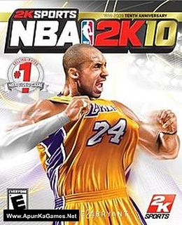 NBA 2K10 Cover, Poster, Full Version, PC Game, Download Free