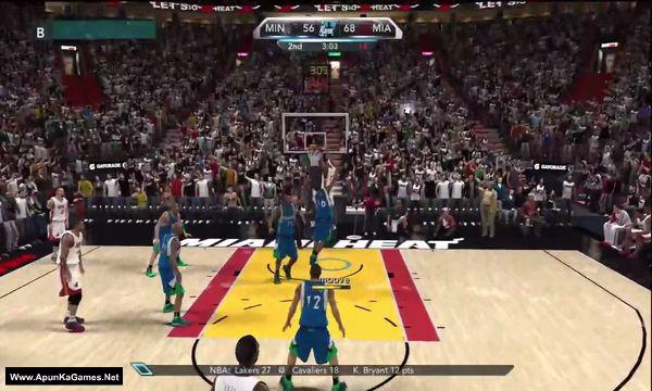NBA 2K10 Screenshot 1, Full Version, PC Game, Download Free