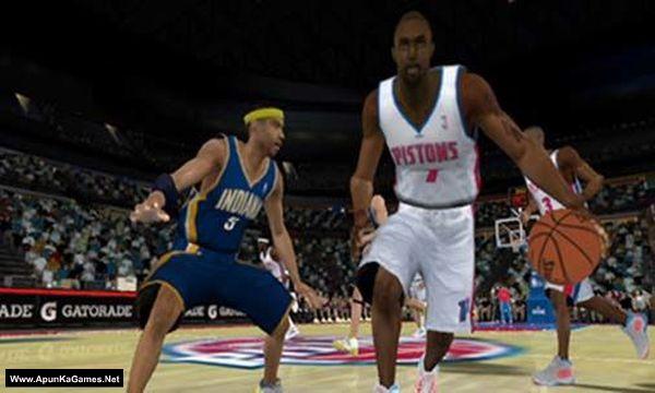 NBA 2K10 Screenshot 2, Full Version, PC Game, Download Free
