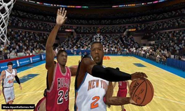 NBA 2K10 Screenshot 3, Full Version, PC Game, Download Free