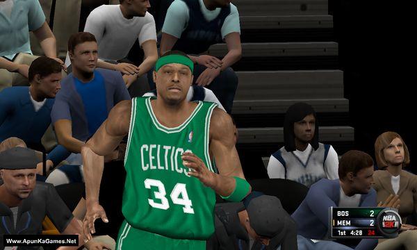 NBA 2K11 Screenshot 3, Full Version, PC Game, Download Free