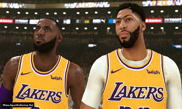 NBA 2K20 Screenshot 1, Full Version, PC Game, Download Free