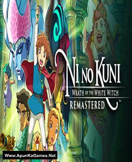 Ni no Kuni: Wrath of the White Witch Remastered Cover, Poster, Full Version, PC Game, Download Free