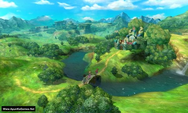 Ni no Kuni: Wrath of the White Witch Remastered Screenshot 1, Full Version, PC Game, Download Free